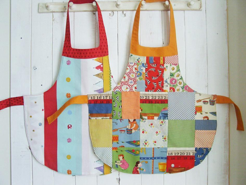 Choosing Your Apron Sewing Pattern