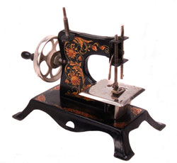 Antique Child's Sewing Machine