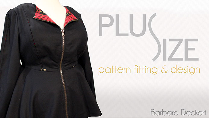 Plus Size Sewing Patterns - Make Unique Clothes That Truly FIt!