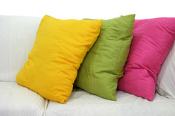 Beginner Cushions to sew
