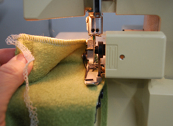 The Serger Sewing Machine - Add A Professional Touch To All
