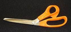 sewing scissors or shears