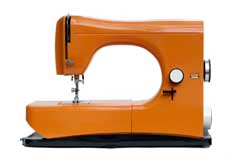 Italian sewing machine